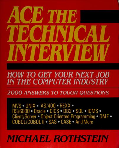 Download Ace the technical interview