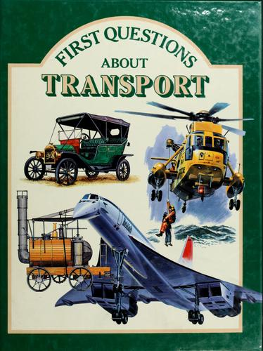 Download First questions about transport.