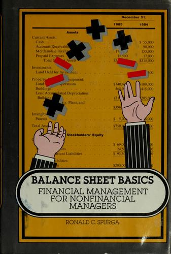 Download Balance sheet basics