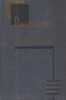 Bookkeeping and accounting …