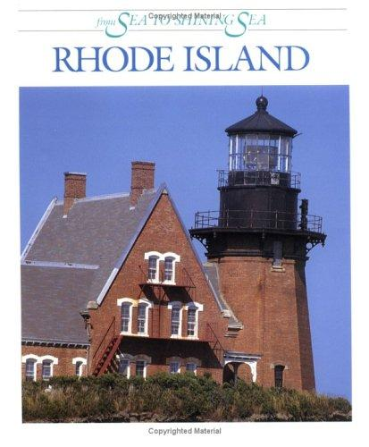 Rhode Island (From Sea to Shining Sea) by Dennis B. Fradin