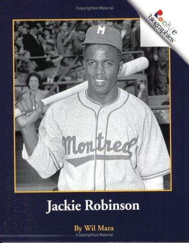 Download Jackie Robinson (Rookie Biographies)