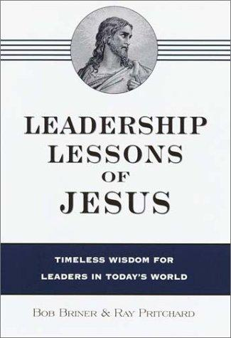Download Leadership lessons of Jesus