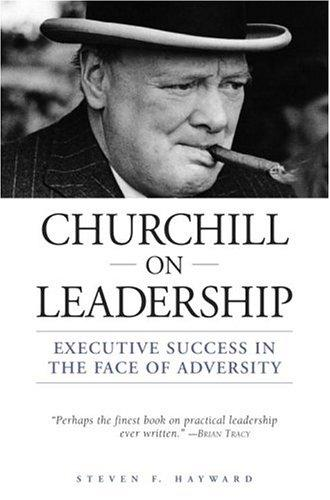 Download Churchill on leadership