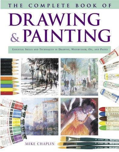 Download The Complete Book of Drawing and Painting