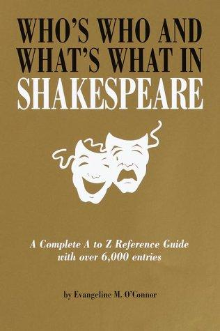 Download Who's Who & What's What in Shakespeare