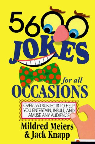 Download 5,600 Jokes for All Occasions