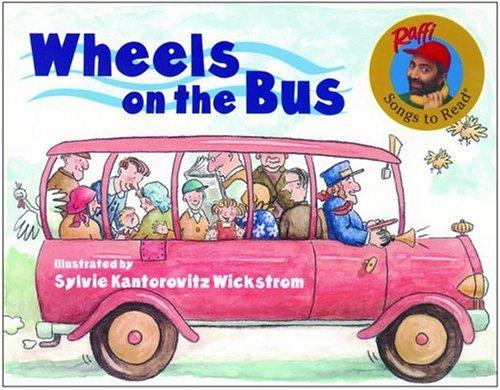The Wheels on the Bus (Raffi Songs to Read)