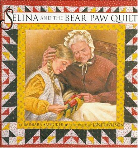Selina and the bear paw quilt