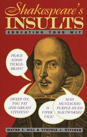 Download Shakespeare's insults
