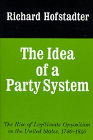 Download The Idea of a Party System