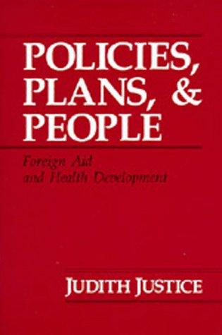 Download Policies, Plans, and People