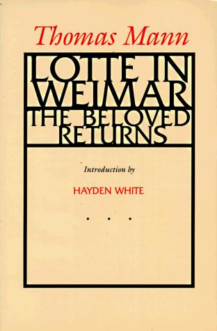 Download Lotte in Weimar