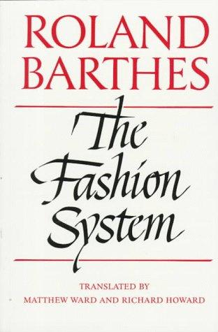 Download The fashion system