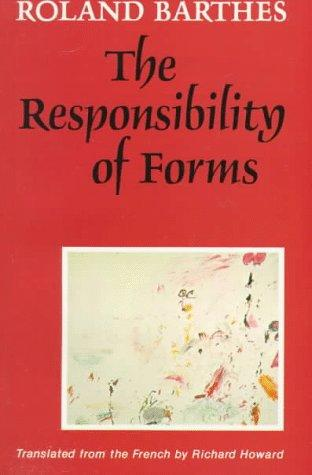 The responsibility of forms