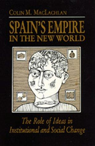 Download Spain's Empire in the New World