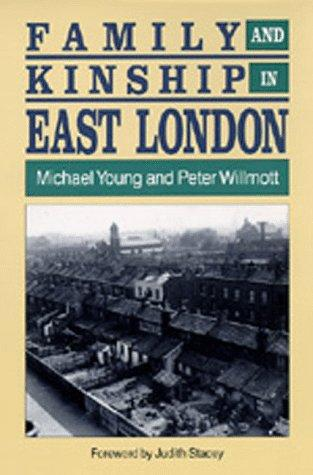 Download Family and kinship in East London