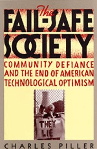 Download The fail-safe society