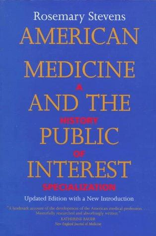 Download American medicine and the public interest