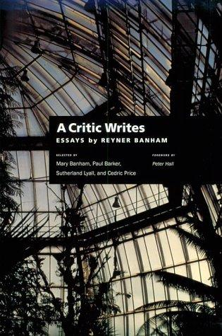 Download A Critic Writes
