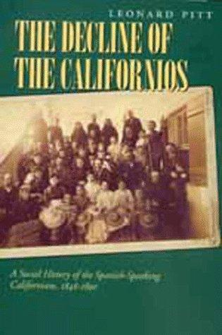 Download The decline of the Californios