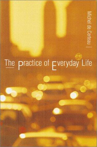 Download The Practice of Everyday Life