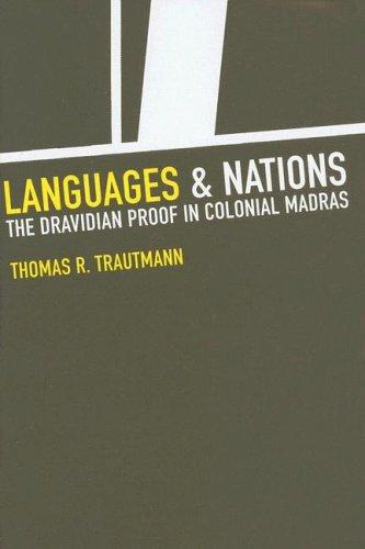 Languages and nations