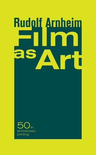 Download Film as Art