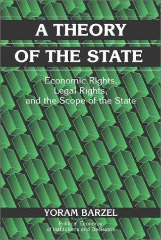 Download A Theory of the State