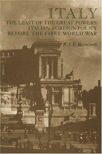 Download Italy the Least of the Great Powers