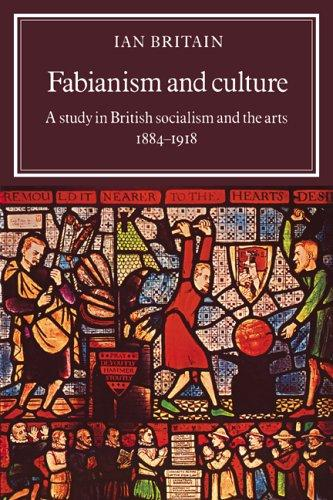 Download Fabianism and Culture