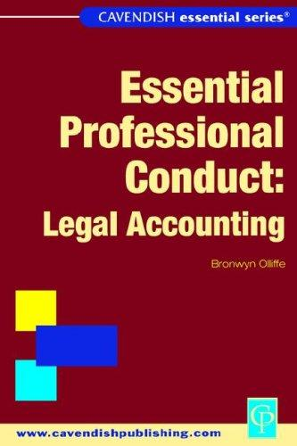 Essential Professional Conduct