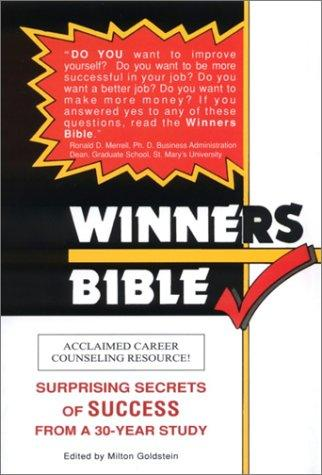 Winners Bible by Milton Goldstein