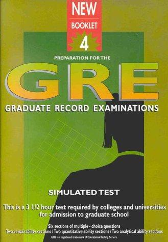 Download Preparation for the GRE