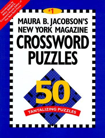 Download Maura B. Jacobson's New York Magazine Crossword Puzzles