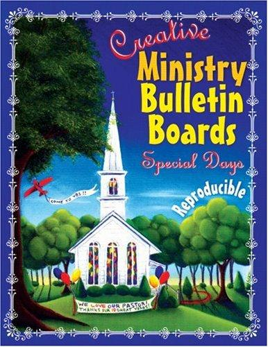 Download Creative Ministry Bulletin Boards