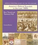 America's Political Scandals in the Late 1800s