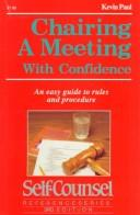 Download Chairing a Meeting With Confidence