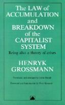 The law of accumulation and breakdown of the capitalist system ...