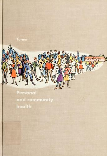 Download Personal and community health.