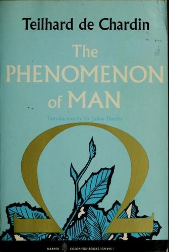 Download The phenomenon of man