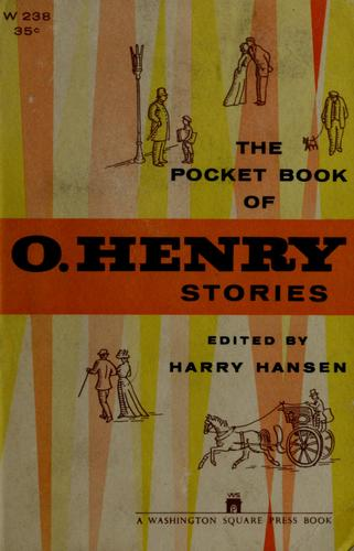 The pocket book of O. Henry stories