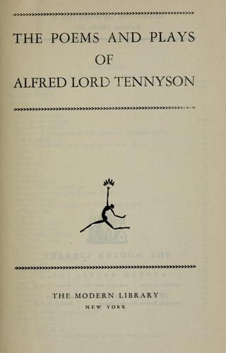 Download The poems and plays of Alfred Lord Tennyson.