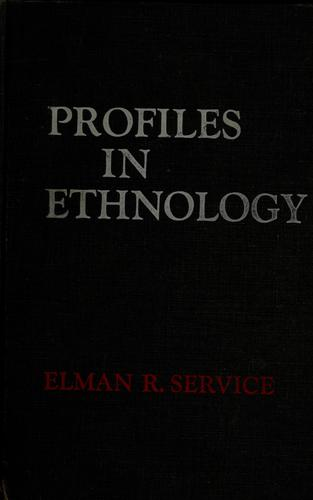 Profiles in ethnology