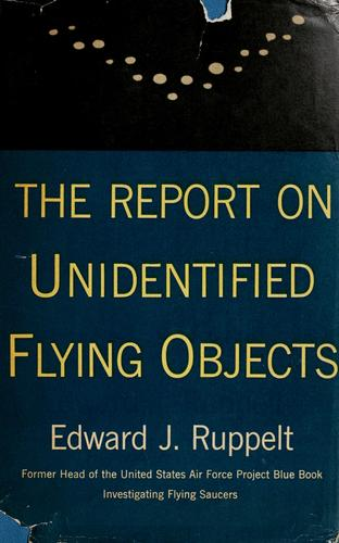 The report on unidentified flying objects.