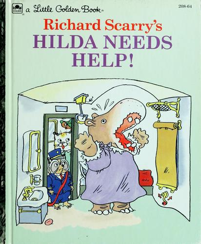 Hilda Needs Help (Little Golden Storybook)