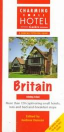 Britain (Charming Small Hotel Guides)