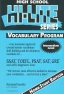 Vocabulary Program