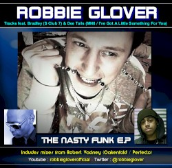Robbie Glover feat. Dee Tails - Nasty Funk (radio edit)