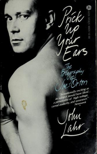 Cover of: Prick Up Your Ears (Discus Book) | John Lahr